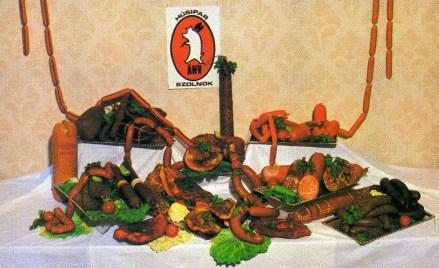 Szolnok Megyei Állatforgalmi és Húsipari Vállalat - 1985