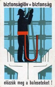SZOT Munkavédelmi Osztálya - 1973