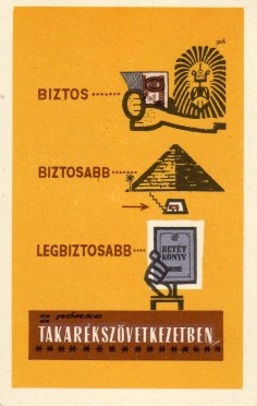 Takarékszövetkezet - 1968
