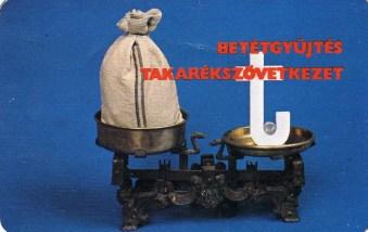 Takarékszövetkezet (betétgyűjtés) - 1983