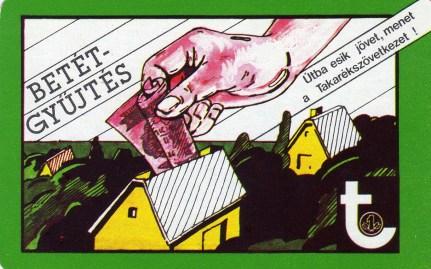 Takarékszövetkezet (útba esik jövet-menet) - 1981