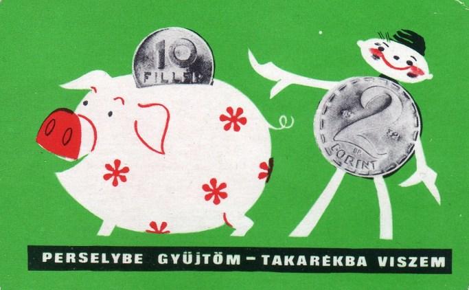 Tanulók Takarékpénztára - 1972