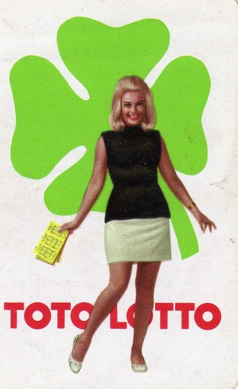 Totó-lottó - 1969