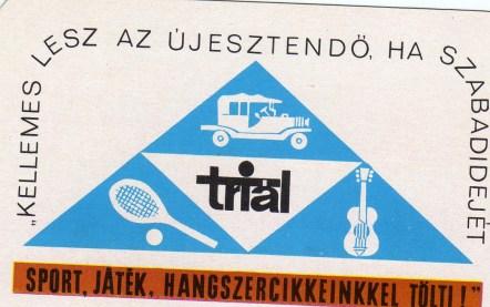 Triál (2) - 1972