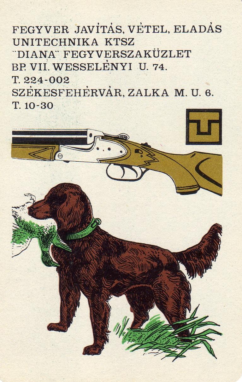 Unitechnika KTSZ - DIANA - 1970