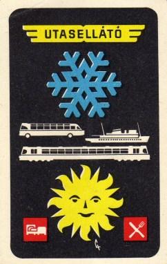 Utasellátó - 1967