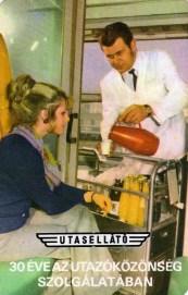Utasellátó - 1978