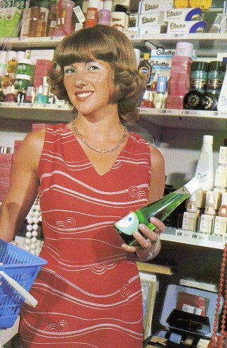 VIKER (vegyes iparcikk, szépségápolás) - 1979