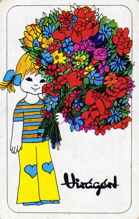 Virágért - 1975