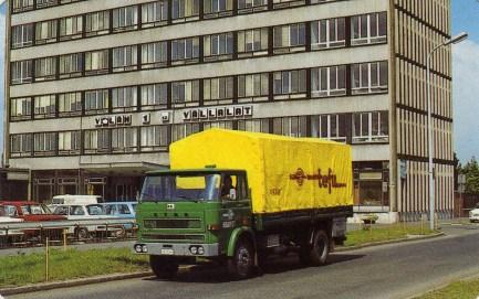 VOLÁN - TEFU (Budapest) - 1986