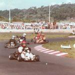 Vitão 2º colocado em Jaú, 1982