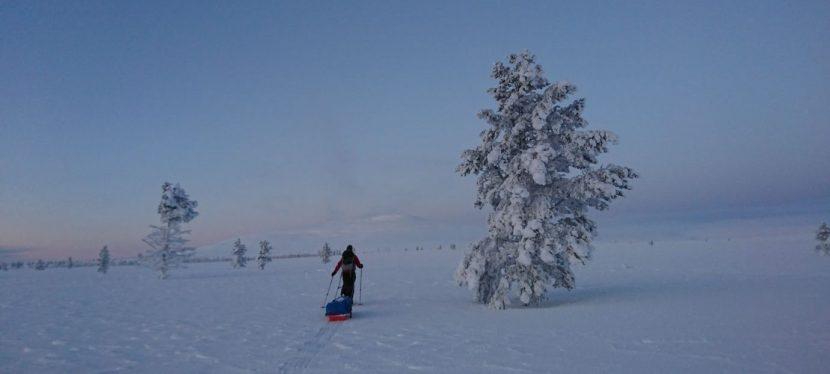 *29.12.19-3.1.2020 Uudenvuoden Kaamosvaellus Ounastuntureilla