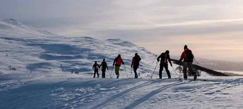 *Intro to Outdoor Skills, Backcountry Tour With Snowshoes or Fellskies