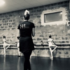 Karukera Ballet... Stage avec Jennifer Blasek 2020.