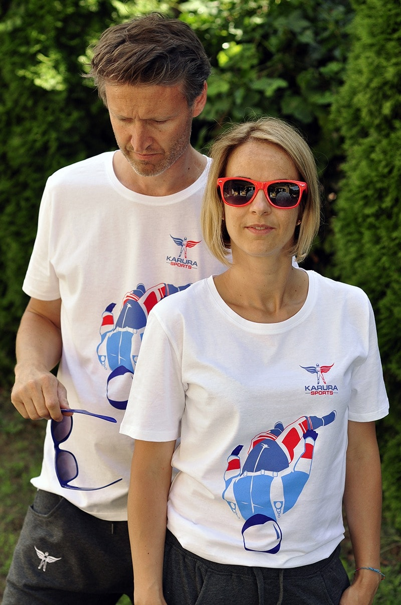 T-shirt Man and Woman