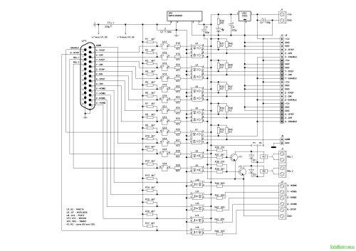 small resolution of a cnc breakout board karu sisemus rh karusisemus wordpress com mach3 cnc breakout board circuit potentiometer led breakout board