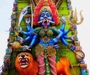 Sri Pratyangira Temple, Hosur
