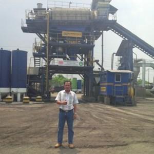 Jenis Aspal Hotmix, Jasa pengaspalan Hotmix, Kontraktor pengaspalan, AMP (Asphalt Mixing Plant)