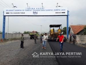 Pengaspalan Pelapuhan Bandar Bakau Jaya Bojonegara, jasa Pengaspalan Serang, Banten, Kontraktor Pengaspalan jalan, Jasa Perbaikan Jalan