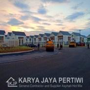 Pengaspalan Jalan Summarecon Gedebage Bandung
