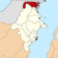Kondisi Geografis Kabupaten Nunukan