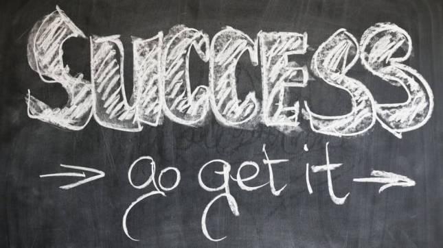 menuju kesuksesan