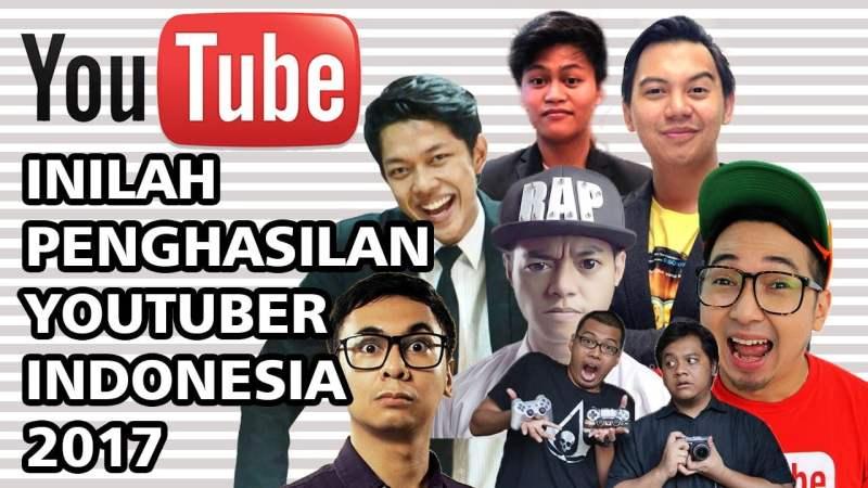 tujuan youtuber-mencari uang