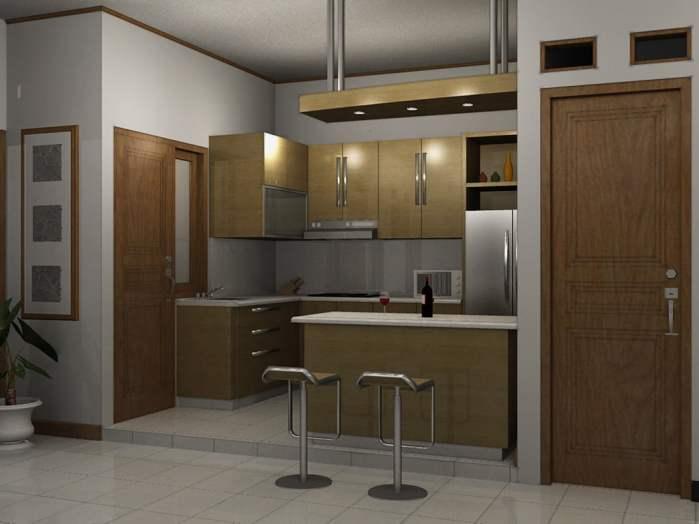 Gambar Dapur Rumah Minimalis Sederhana