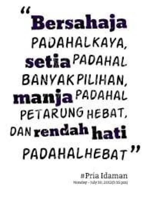 Kata Mutiara Islam