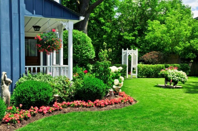99+ Desain Taman Minimalis Simpel, Sederhana Dan Modern