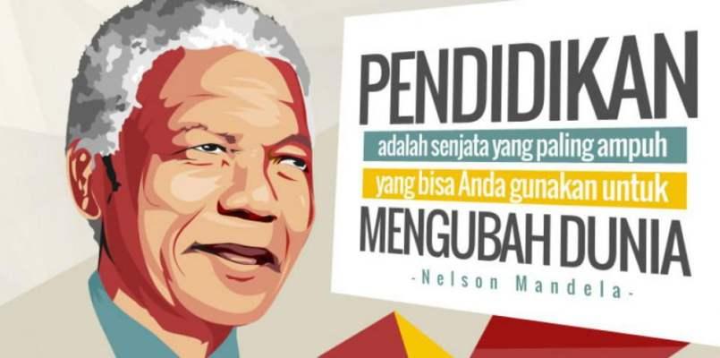 Poster bertema pendidikan