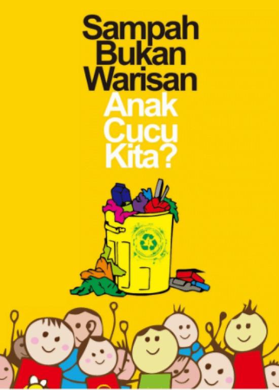 41 Contoh Gambar Poster Lingkungan Unik Menarik Terbaru