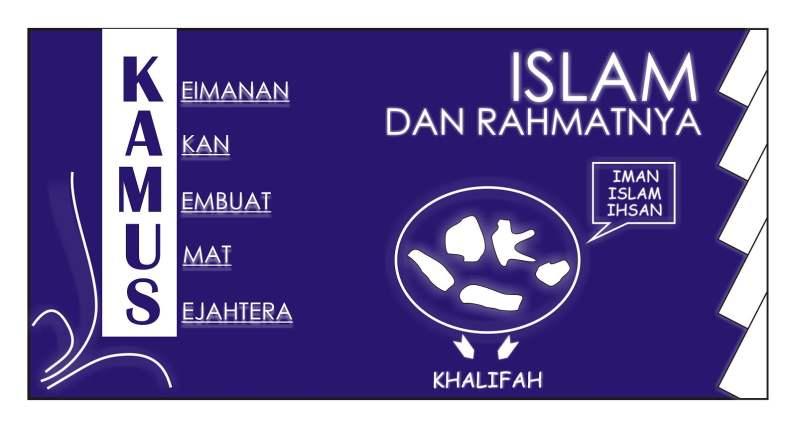 Poster pendidikan agama islam
