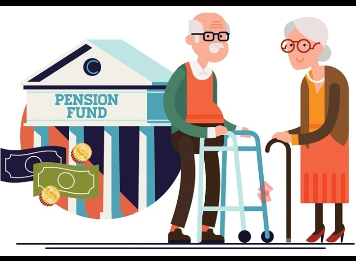 old people pension