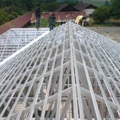 Jarak Kuda Baja Ringan Untuk Spandek Tips Memilih Rangka Atap Bangunan Karya Trussindo