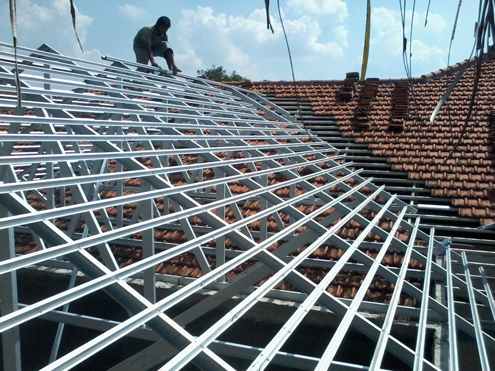 baja ringan ibi truss rangka atap « karya trussindo