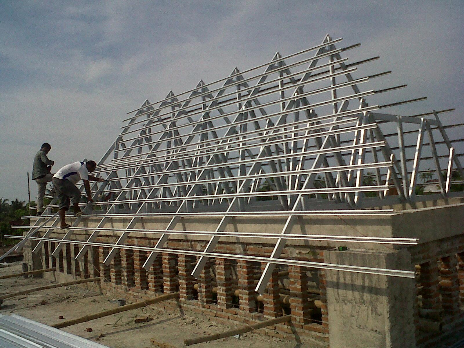 baja ringan ibi truss rangka atap « karya trussindo & alumindo