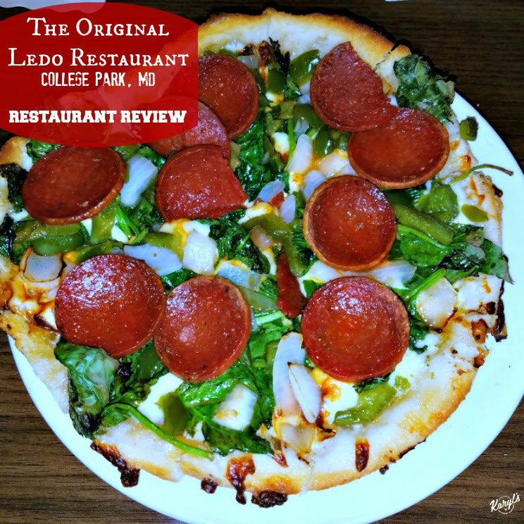 The Original Ledo Restaurant Review by Karyls Kulinary Krusade