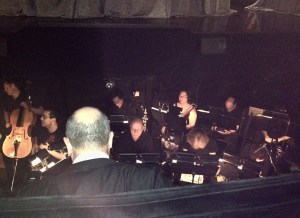 The orchestra pit at Phantom of the Opera. Part of my dowry when Alan and I married was a yearly trip to NYC. It doesn't always happen anymore.