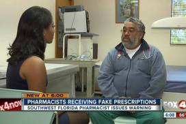 Prescription Fraud
