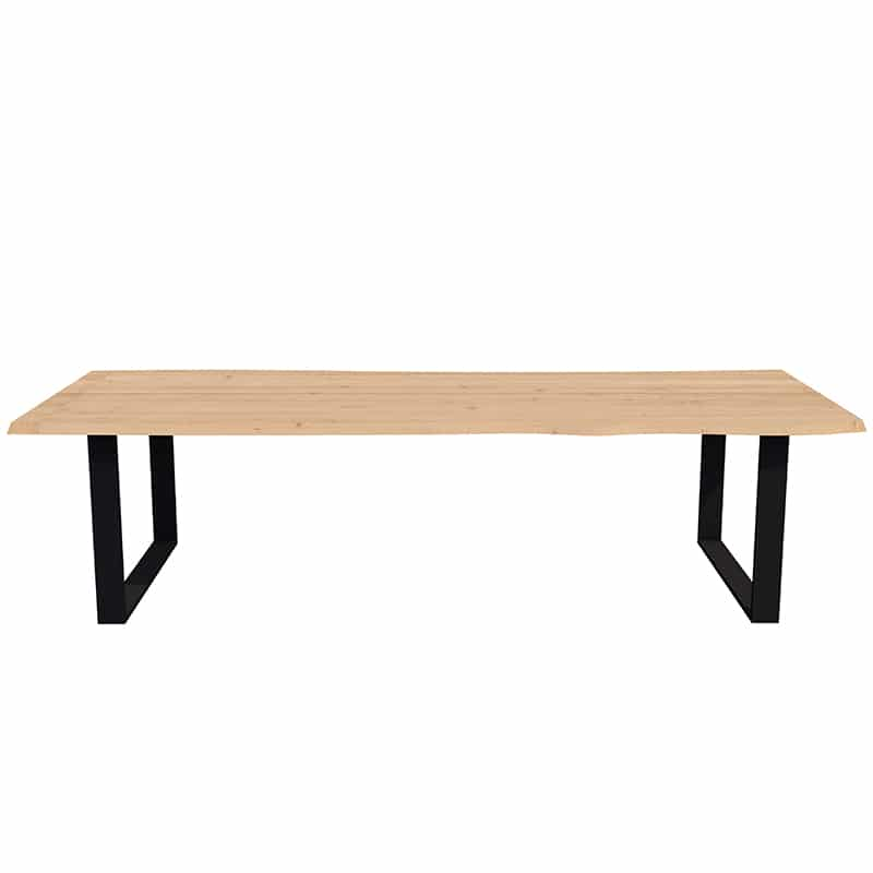 dakar table with tailor made extension