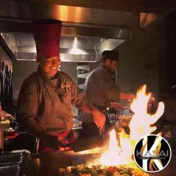 Kasai Japanese Steakhouse - Scottsdale, Arizona - Photos