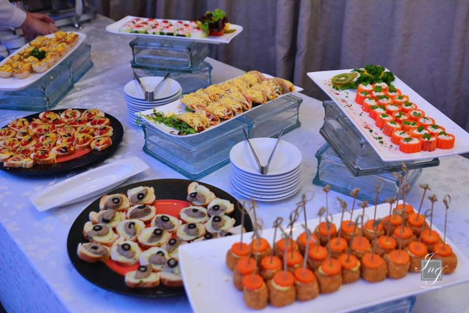 Ibarra's Party Venues And Catering Specialist: Say Hello