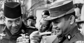 Soekarno, Soeharto, G30S