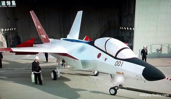 Sanggupkah F-3 Jepang mengalahkan F-22 Raptor?
