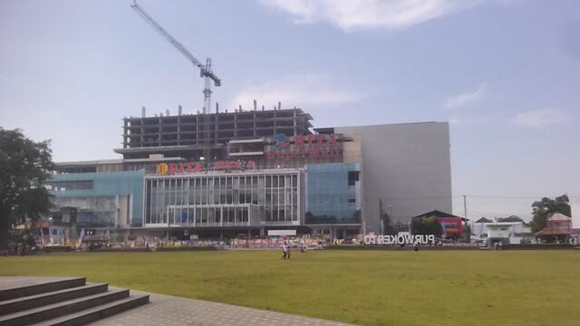 Rita SuperMall, Mall pertama di Kota Purwokerto dan Banyumas Raya
