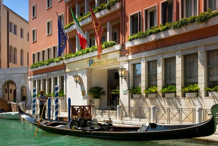 Hotel Papadopoli Venezia - MGallery Collection
