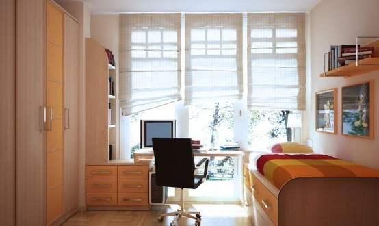 meble biurowe w domu