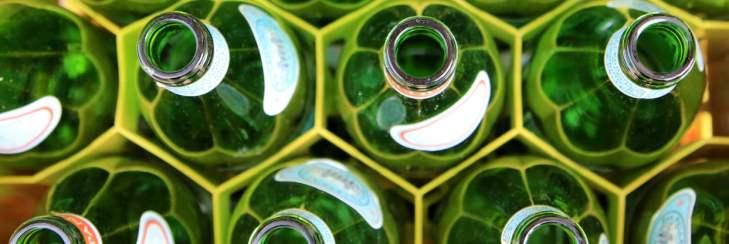 recykling butelek