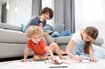 Jak zaplanować czas z dzieckiem w czasie kwarantanny?